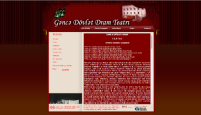 Gəncə Dövlət Dram Teatrı