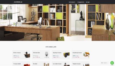 Alfamebel.az – Ofis mebellerərinin satışı